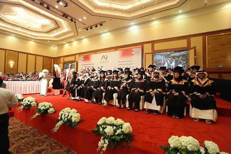 University graduates take a bow