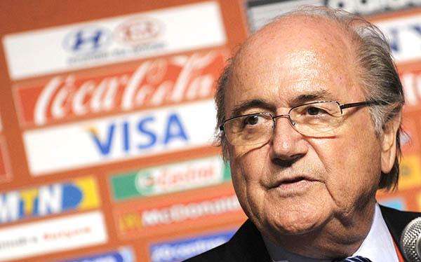 Top sponsors demand Fifa chief's resignation