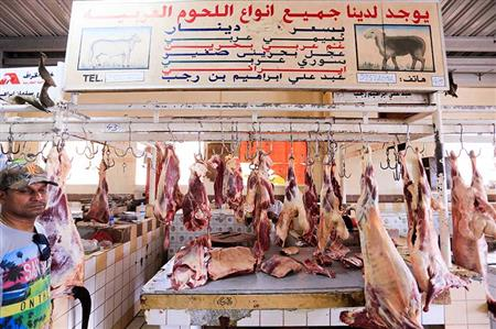 Meat traders worry after demand drops