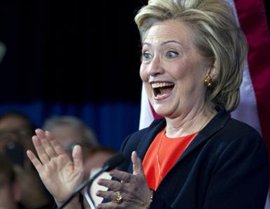 Hillary Clinton pokes fun at herself in 'Saturday Night Live' appearance