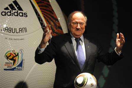 Adidas urges FIFA reform, not Blatter resignation