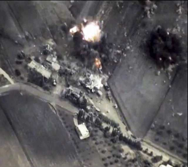 Saudi Arabia and 6 countries demand Russia halt its operations in Syria