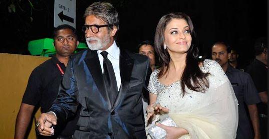 Amitabh Bachchanwill forever be iconic, says Aishwarya
