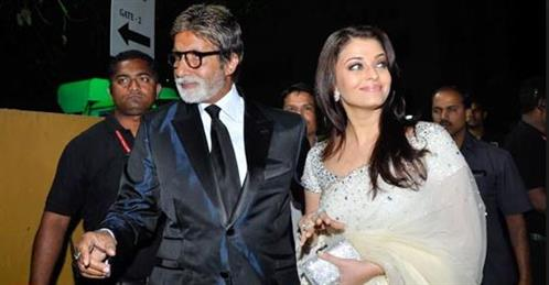 Amitabh Bachchan will forever be iconic, says Aishwarya