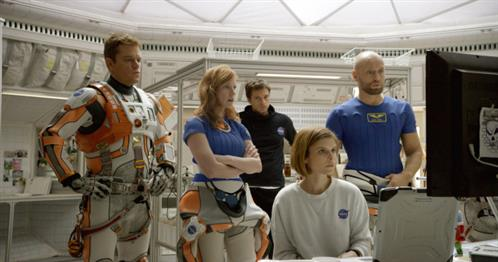'The Martian' rockets to top of N. America box office, rakes in $55 million