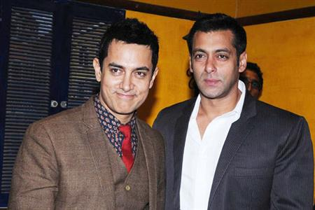 All is not well! Aamir Khan and Salman Khan fight at a party