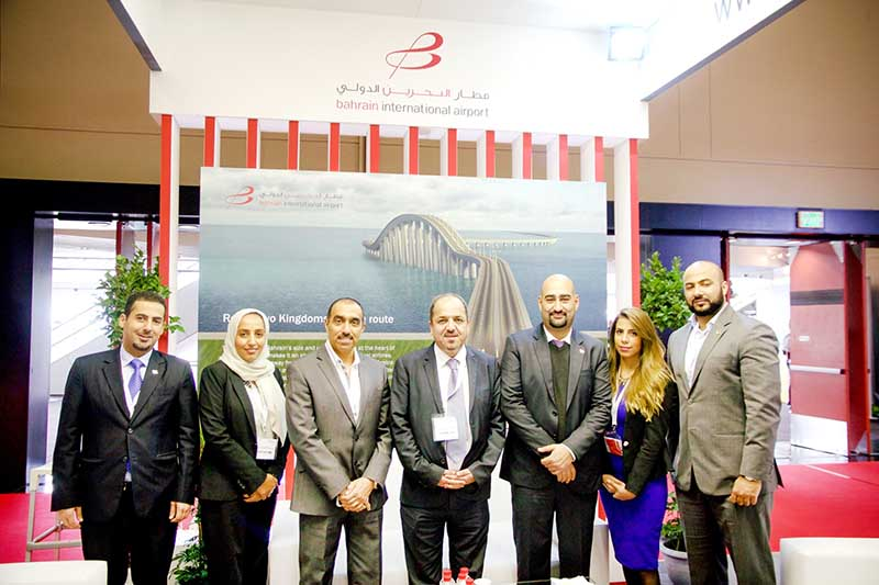 BAC showcases airport at major global event