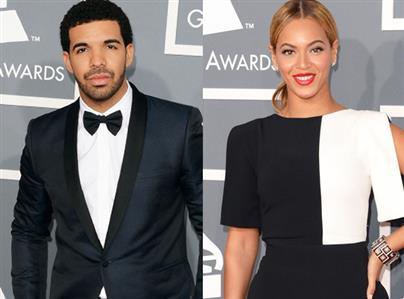 Beyonce in brief superstar collaboration