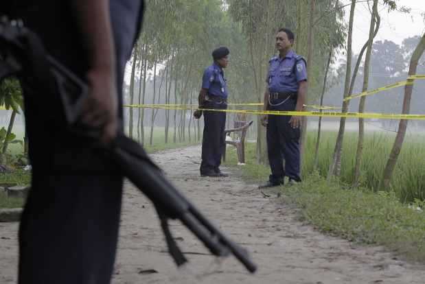 Two sent to police custody for murder of Japanese in Bangladesh