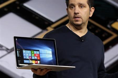 Microsoft unveils Windows 10 smartphones, new laptop