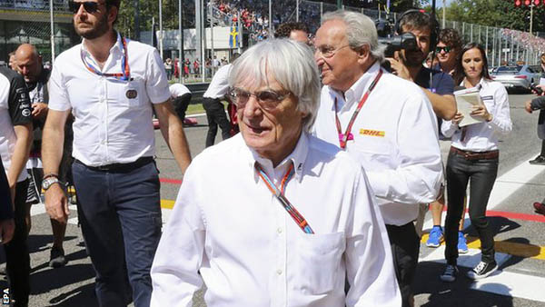 F1 could be sold this year says Ecclestone
