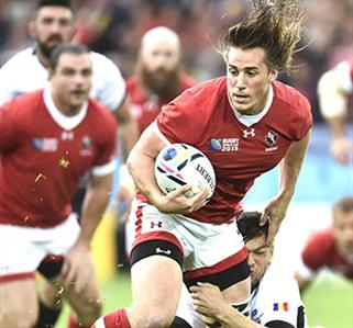Rugby World Cup: ROMANIA PULL OFF COMEBACK WIN