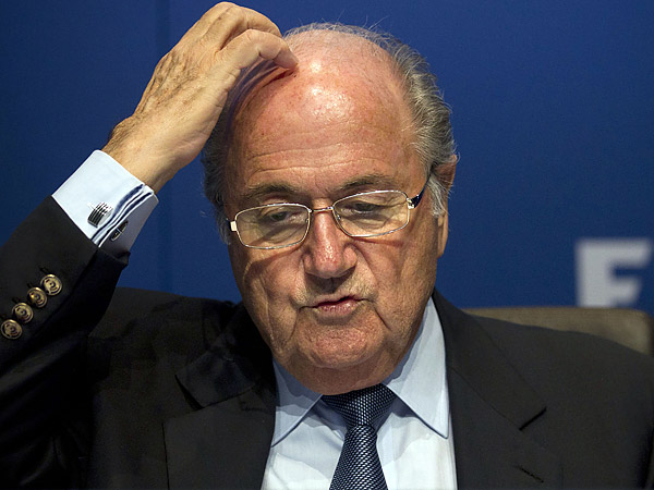 Blatter awaiting fate after ethics committee investigation