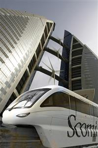 Monorail plan back on track