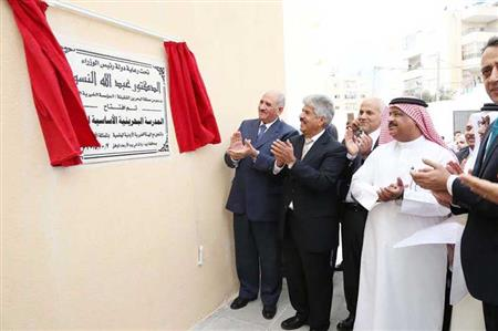RCO-built school for Syrian refugee children is opened
