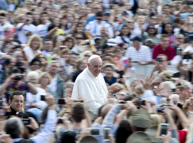 Pope Francis among Nobel Peace Prize contenders