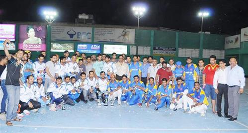 Bahrain: Central Cafe claim Indian Club crown