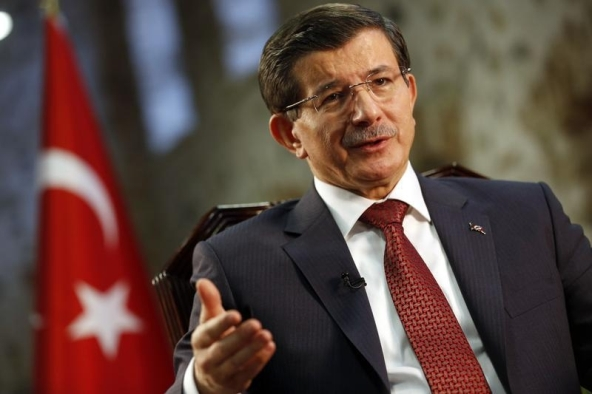 Turkey PM says 'only two' Russia strikes aimed at IS