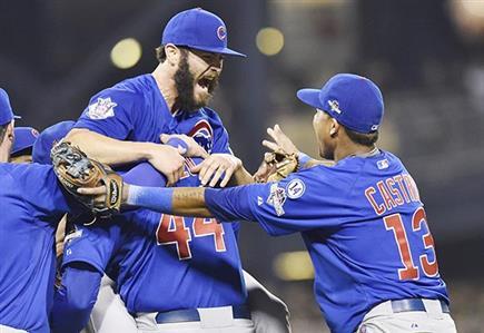 Cubs tame Pirates in Wild Card clash