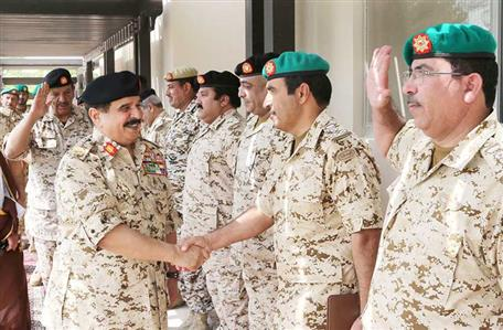 BDF task force hailed for Yemen role