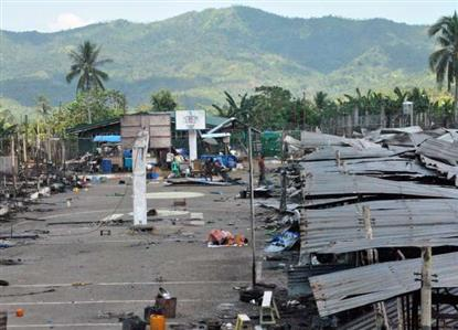 9 inmates die in Philippine prison fire