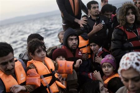 542 people rescued in 24 hours off Greece