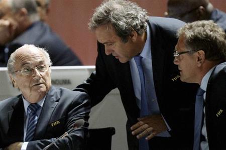 Sepp Blatter appeals FIFA suspension