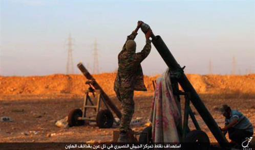 IS advances near Syria's Aleppo despite Russian strikes