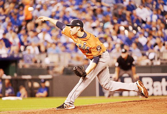 Kansas City Royals vs. Houston Astros ALDS Game Three - 10/11/15 Major League Baseball Pick