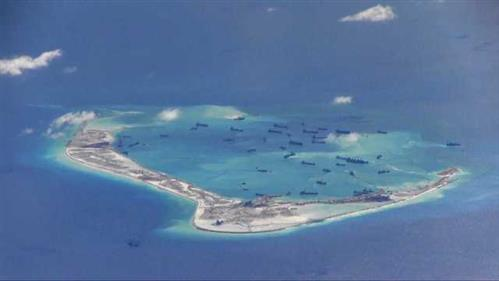 China says opposed to parties entering territorial waters