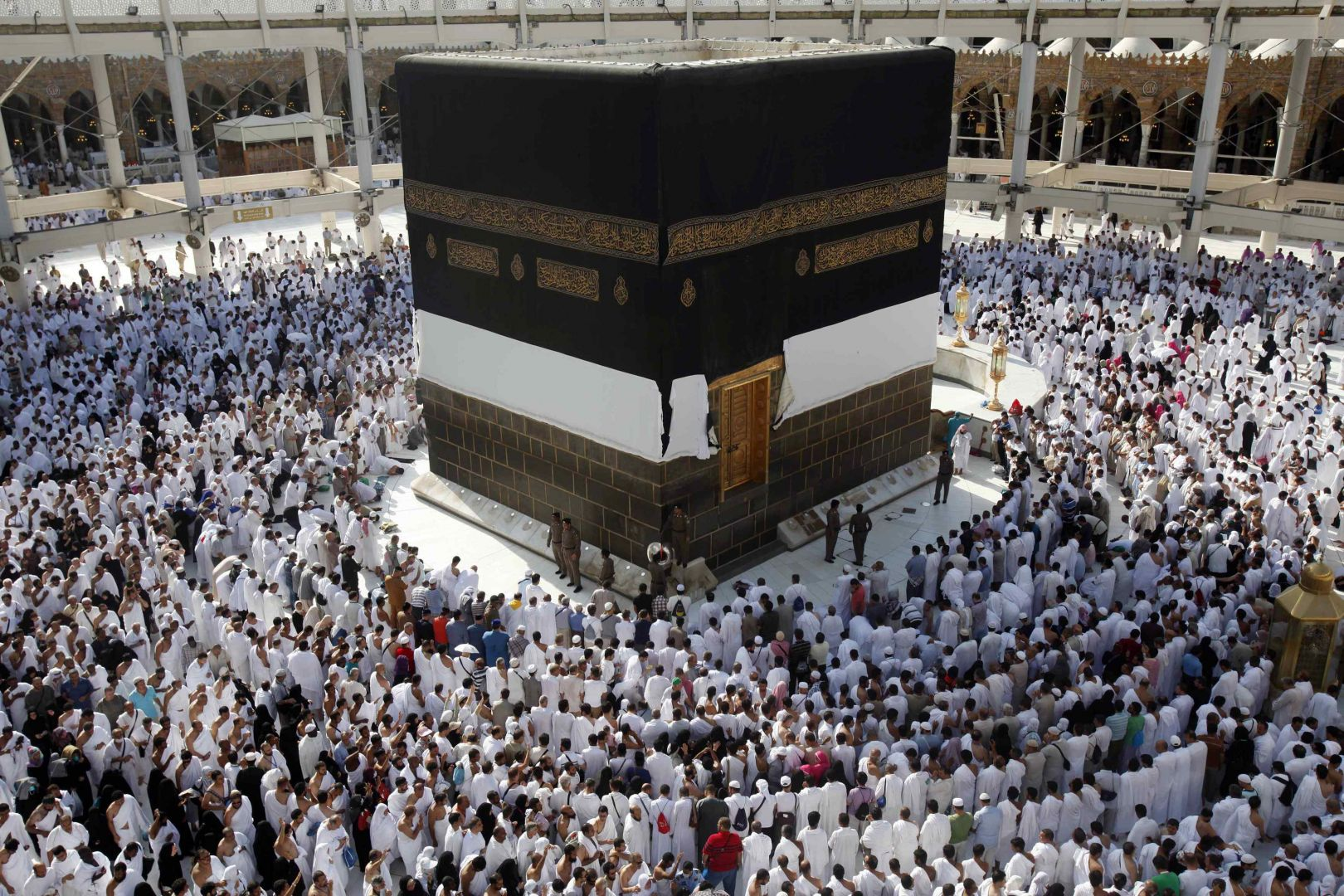 Saudi cleric denounces 'lies' after Haj tragedy