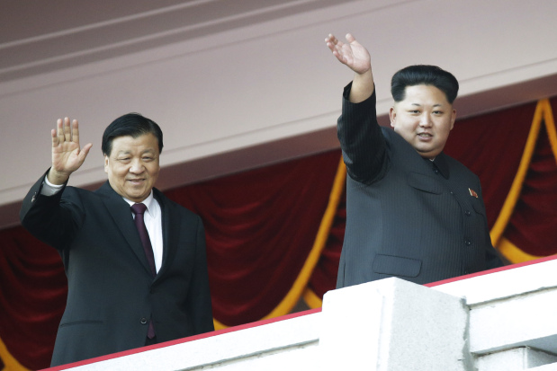 Kim tells China envoy he wants better ties with South: Xinhua