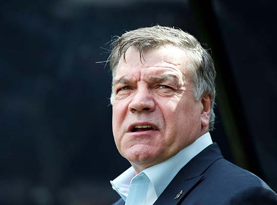 Sunderland hire Allardyce as manager