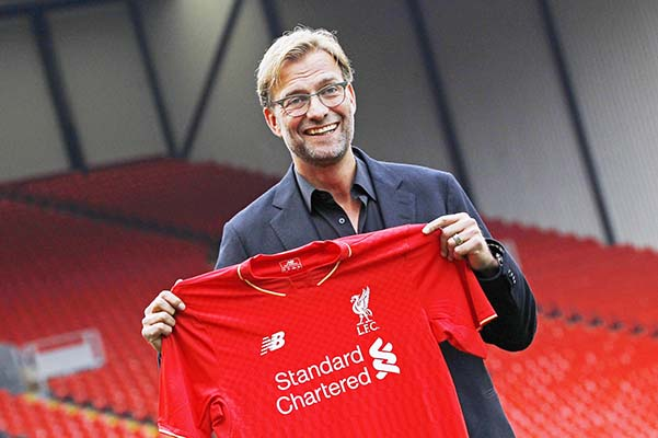 New Liverpool manager an instant hit