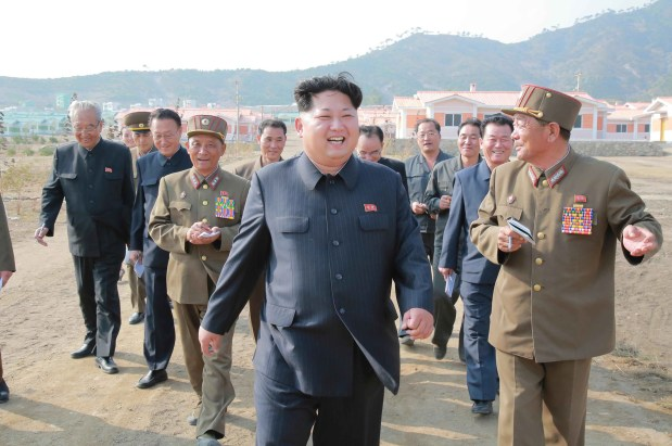 "North Korea ready to fight ""any kind of war"" waged by U.S."
