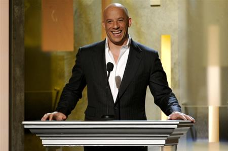 Diesel says 'Witch Hunter' role cathartic to deal with grief