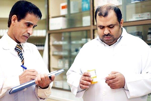 Swine flu screening for healthcare staff