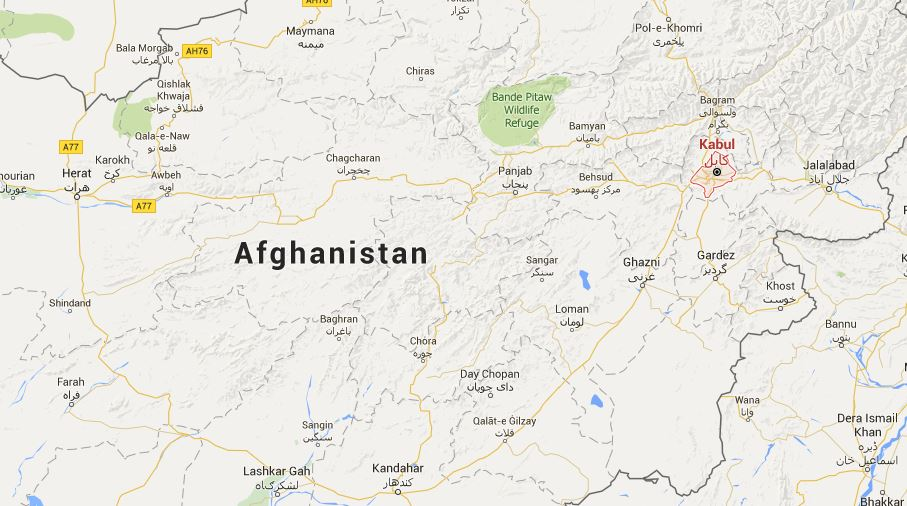 Taliban suicide attack targets NATO convoy in Kabul