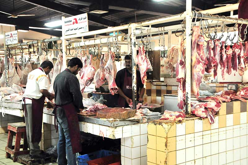 Butchers hit by low meat sales