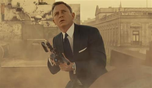 Daniel Craig told to 'shut up' by 'Spectre' bosses