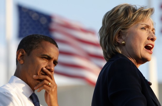 Obama: Clinton made mistake, but didn't harm national security