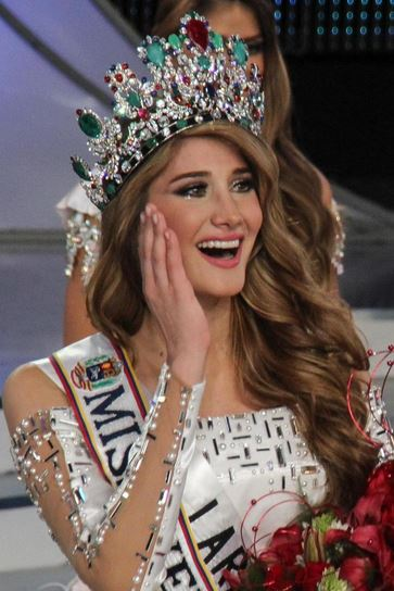 Middle East News: Syrian-origin beauty wins this year's Miss Venezuela crown