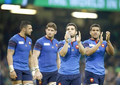 Rugby World Cup: France raring to go against All Blacks