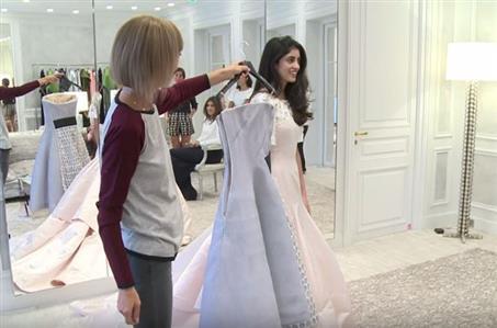 Amitabh's granddaughter Navya gears up for high-society Paris Debutante Ball