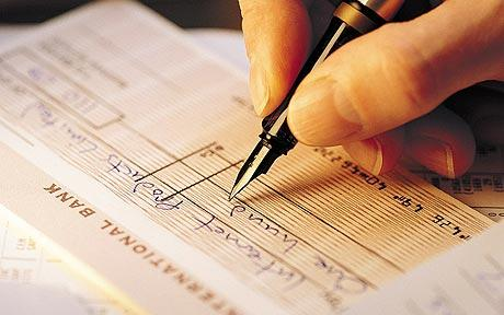 Cheque signing powers of council chairmen axed