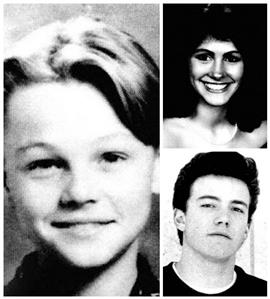 Pictures of superstars when they were kids