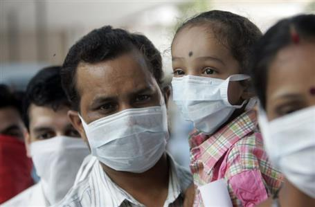 Fears over swine flu allayed