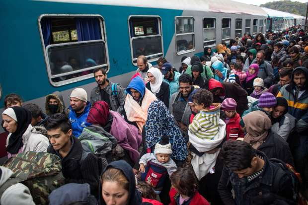 Germany Will Push for Compulsory EU Refugee Quotas