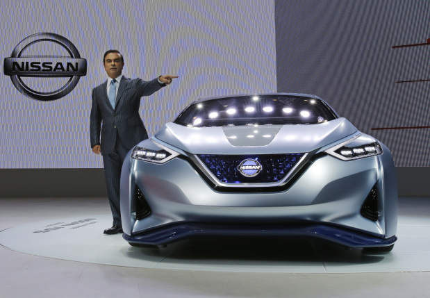 Motoring: Tokyo Motor Show kicks off with a spotlight on self-driving cars