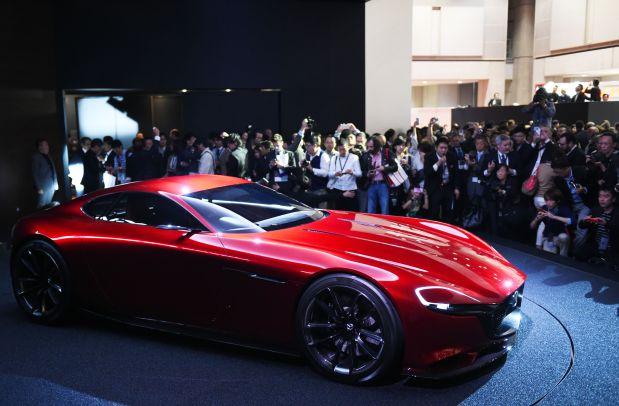 Motoring: Tokyo Motor Show kicks off with a spotlight on self-driving cars